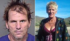 Man admits stabbing and decapitating his wife and two dogs #DailyMail