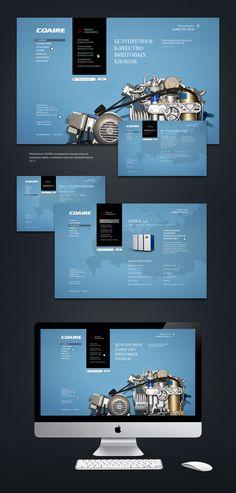 Coaire, #it #web #design #layout #userinterface #website #webdesign <<< repinned by www.BlickeDeeler.de