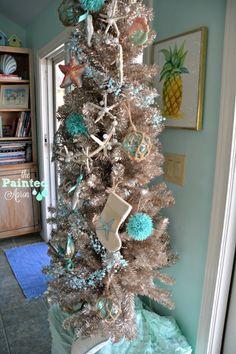Holidays, Coastal Christmas   The Painted Apron