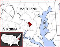 DC   map with State  usmap
