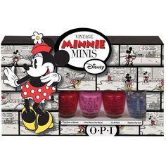 Minnie Minis Pack ($20) ❤ liked on Polyvore