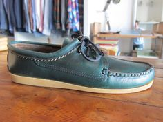 Evergreen With Gum Sole Blucher