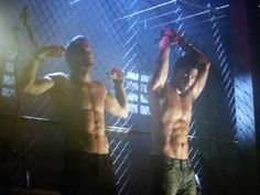 Peter and Derek Hale. Look at those absolutely! Peter Hale, Tyler Hoechlin, Sterek, This Man, Teen Wolf, How To Look Better, Tv Shows, Concert, Movies