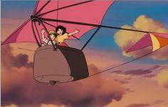 """空中庭園と幻の飛行船: 小説版『天空の城ラピュタ』に書かれている、パズーとシータの""""その後"""""""