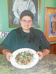 Chef at Heroes in Waterford Township says cooking runs in the family