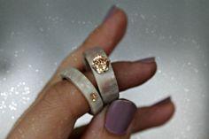 Antler Ring / Deer Ring /swedish Sami Jewelry / Antler Jewelry / Bohemian…