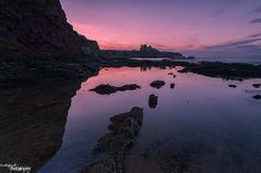 Tantallon Castle by Dave Brightwell