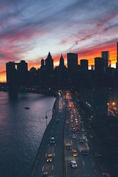 New York City Traffic, NYC, #Cities