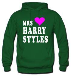 Mrs Harry Styles Hoodie