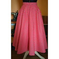 ivettetextil / Bodkovaná Waist Skirt, High Waisted Skirt, Skirts, Fashion, Moda, High Waist Skirt, Fashion Styles, Skirt