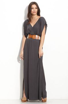 I love a great dress with a sleeve! Long, flowy and perfect for summer.