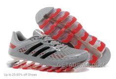 timeless design 9ea29 e9f8c Adidas Men s Running Shoes Springblade Grey Black Red Authentic, Price    66.00 - Adidas Shoes,Adidas Nmd,Superstar,Originals