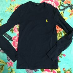 Long Sleeve Polo Ralph Lauren Shirt Worn once. No trades. Polo by Ralph Lauren Tops Tees - Long Sleeve