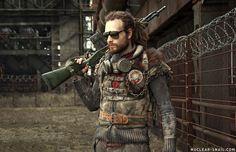 Mercenary Combat Vest by NuclearSnailStudios