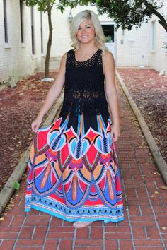 Love My Maxi Skirt – Sisterly Chic Boutique