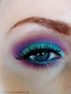 rockettqueen: Mint, purples and pinks