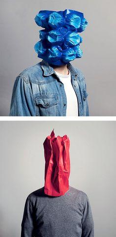 Creative Portraits by Sebastian Schramm - Inspiration Grid Portrait Photography, Fashion Photography, Portrait Poses, Creative Photography, Faceless Portrait, Georges Braque, Grid Design, Design Art, Graphic Design Print