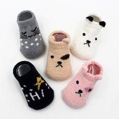 Cute Animal Printed Warm Coral Fleece Baby Socks  Price: $ 8.99 & FREE Shipping   #happychild #happybaby #maternity #motherhood #toddler #kidscare #childcarelife