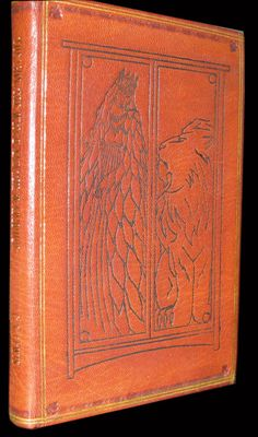 The Lion, The Witch and The Wardrobe  C.S. Lewis. New York: The Macmillan Company, 1950.    This is beautiful!