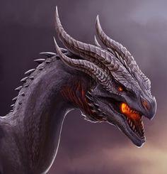 Dragon. by TatianaMakeeva.deviantart.com on @DeviantArt