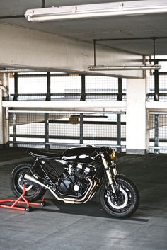 """The Honda CB750 is one of the most important motorcycles of the 20th century, it was responsible for the coining of the term """"super bike"""", and it signalled to the world that the Japanese motorcycle industry had arrived. From its introduction in 1968 throughout the '70s and into the '80s, the CB750 saw constant development...."""