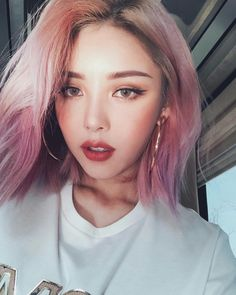 Pony park hye min make up♡☆♡ color fantasia, pony makeup, hair Beauty Makeup, Hair Makeup, Hair Beauty, Eye Makeup, Korean Beauty, Asian Beauty, Korean Girl, Asian Girl, Pony Makeup