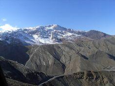 Montañas Atlas, Marruecos