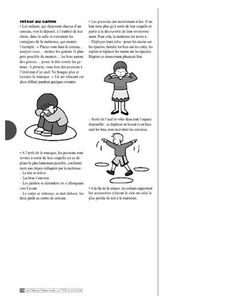 Psychomotricité (2) / Les cerceaux font la ronde