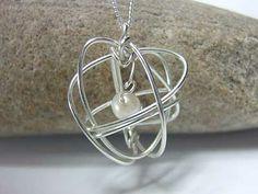 unusual pearl jewellery