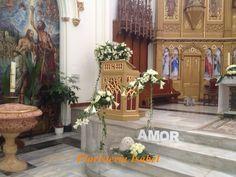 detalles escalera ceremonia religiosa