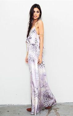 Blu Moon  The Summer Lovin' Maxi Dress