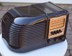 Radio Design, Antique Radio, Oral History, Radios, Restoration, Tube, Home Appliances, Things To Sell