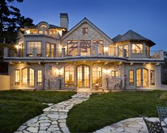 Traditional Exterior Craftsman Style With Walk Around Porch Design, Pictures, Remodel, Decor and Ideas - page 27