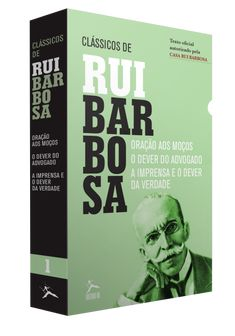 Direito - Box Clássicos de Rui Barbosa