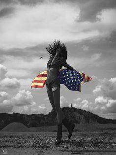 AMERICA BEAUTIFUL / Free
