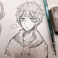 Ichimatsss samaaa 3 drawings art sketches, anime art и anime Anime Drawings Sketches, Anime Sketch, Manga Drawing, Cartoon Drawings, Cartoon Art, Manga Art, Cute Drawings, Anime Art, Art Reference Poses