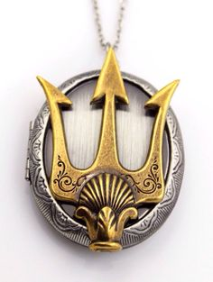 Poseidon's Trident Locket Once Upon A Time Percy Jackson Camp Half-Blood Cameo Necklace https://www.etsy.com/il-en/listing/218959714/poseidons-trident-locket-once-upon-a?ref=market
