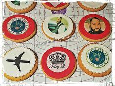 Air Force themed sugar cookies!!!!!
