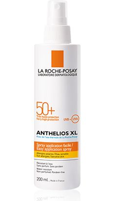 La Roche-Posay Anthelios XL SPF 50+ Spray 200 ml #larocheposay #anthelios #farmaconfianza #farmaciaonline