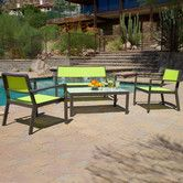 Found it at AllModern - Sol Sling 4 Piece Seating Group