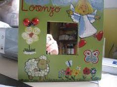 Resultado de imagen para espejos decorado por niños