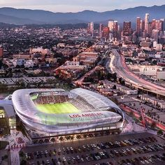 SPORTS And More: #MLS new team Los Angeles FC purpose new stadium #...