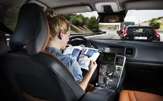 Government invests £20m into testing driverless cars - Telegraph