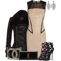 """""""Swanky Affair Contest"""" by kginger on Polyvore"""