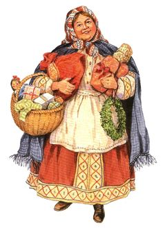 17 Best La Befana Images On Pinterest