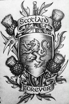 Proud Scottish.