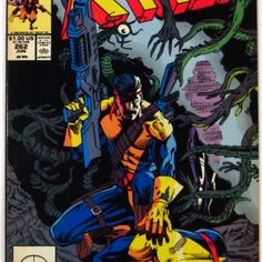 I checked out Uncanny X-Men #262 Marvel Comics (1990) FREE Shipping on Lish, $4.50 USD