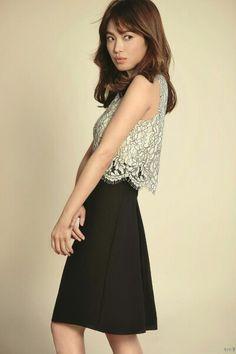 Song Hye Kyo #Esprit