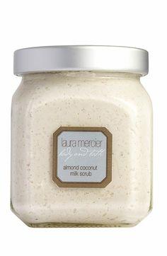 Laura Mercier 'Almond Coconut Milk' Scrub | Nordstrom | Smells amazing love it!