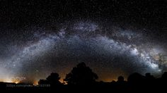 Under this way III Milky Way in the sky of the south west of France. Pano with 12 shots. Camera: Canon EOS 6D Lens: EF17-40mm f/4L USM Focal Length: 17mm Shutter Speed: 20sec Aperture: f/4 ISO/Film: 3200 Image credit: http://ift.tt/29p1XyV Visit http://ift.tt/1qPHad3 and read how to see the #MilkyWay #Galaxy #Stars #Nightscape #Astrophotography